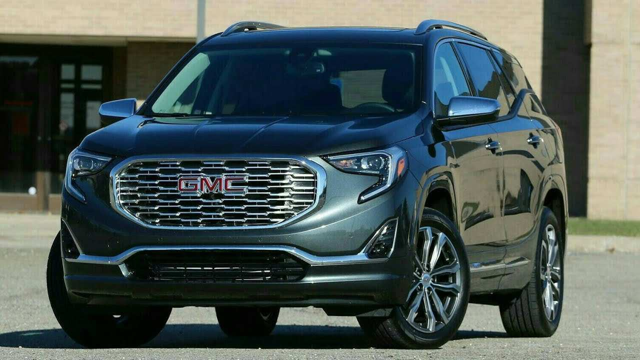 98 The The Gmc 2019 Terrain Denali First Drive Spy Shoot with The Gmc 2019 Terrain Denali First Drive