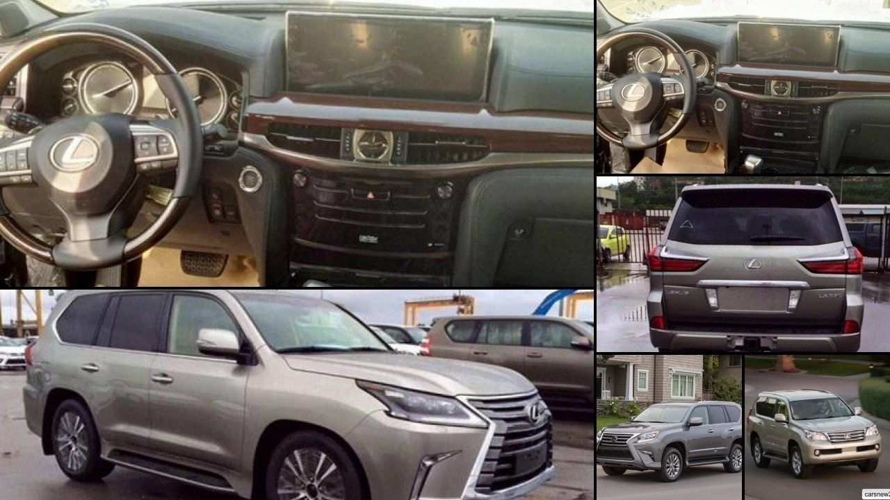 99 All New Lexus 2019 Gx Redesign First Drive Prices for Lexus 2019 Gx Redesign First Drive