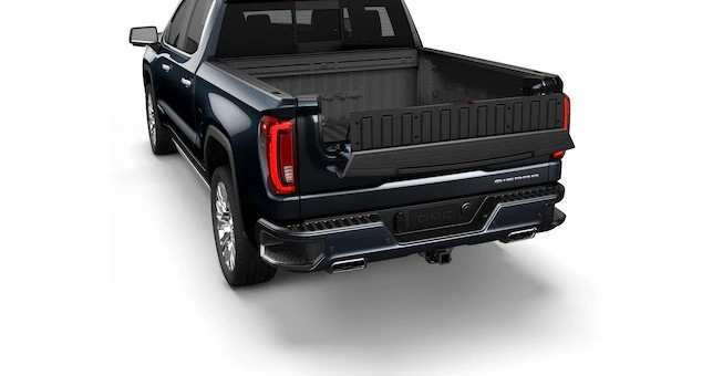 99 All New Tailgate On 2019 Gmc Sierra First Drive Model with Tailgate On 2019 Gmc Sierra First Drive