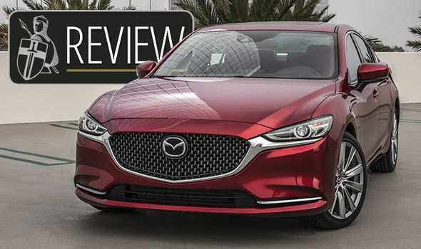 99 Best Review Mazda 6 2019 Europe Concept Redesign And Review Reviews by Mazda 6 2019 Europe Concept Redesign And Review