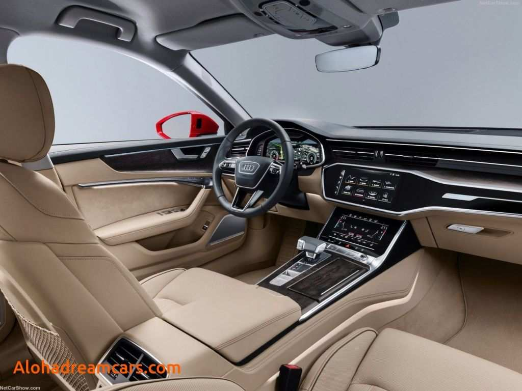 99 Best Review Review Audi 2019 A6 New Interior Configurations by Review Audi 2019 A6 New Interior