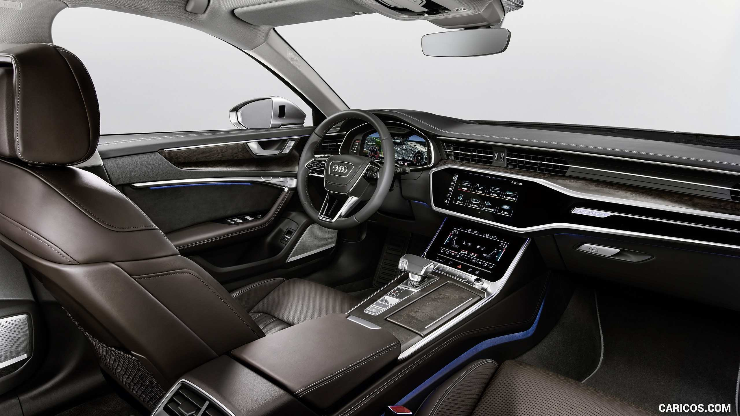 99 Best Review Review Audi 2019 A6 New Interior Specs for Review Audi 2019 A6 New Interior
