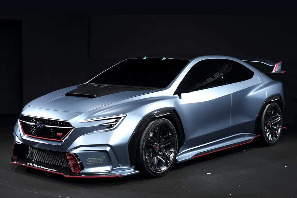 99 Best Review Subaru Wrx 2019 Concept Concept with Subaru Wrx 2019 Concept