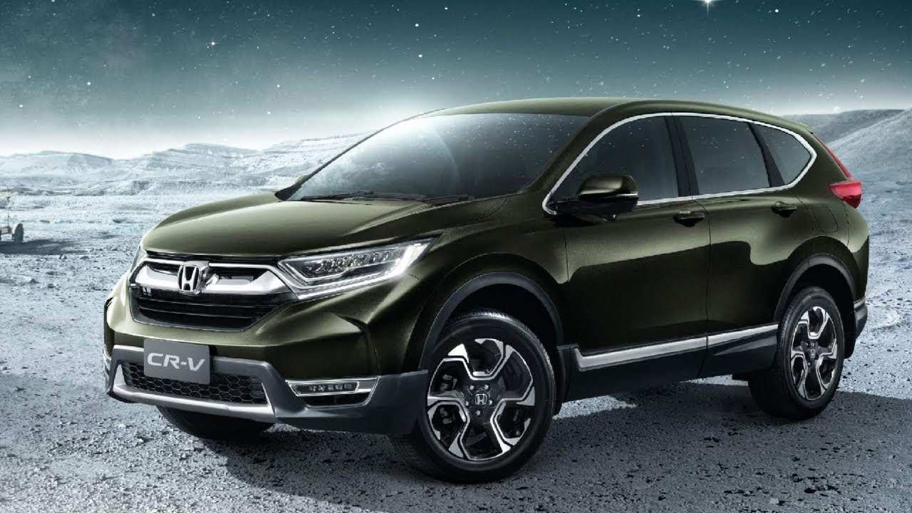 99 Best Review The Crv Honda 2019 Release Spy Shoot by The Crv Honda 2019 Release