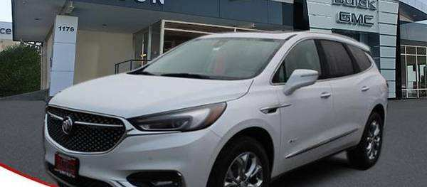 99 Concept of 2019 Buick Enclave Models Release Date And Specs Price for 2019 Buick Enclave Models Release Date And Specs