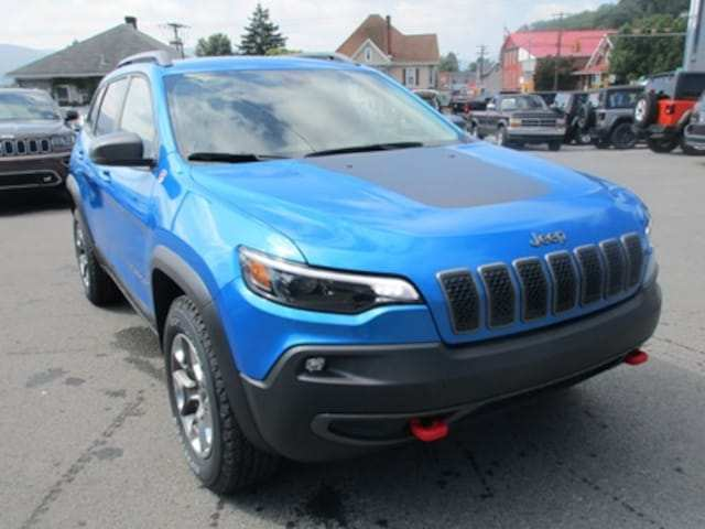 99 Concept of Colors Of 2019 Jeep Cherokee Exterior Model for Colors Of 2019 Jeep Cherokee Exterior