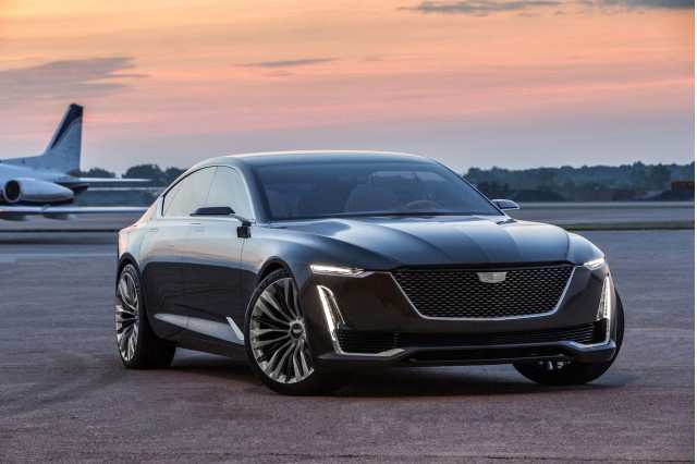 99 Concept of New Cadillac For 2019 New Concept Speed Test for New Cadillac For 2019 New Concept