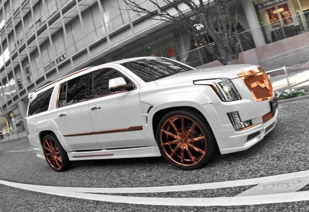99 Concept of The 2019 Cadillac Escalade Concept Performance Research New with The 2019 Cadillac Escalade Concept Performance