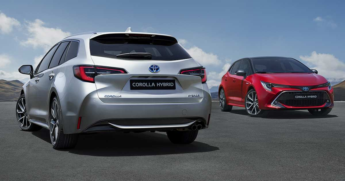 99 Concept of Toyota Corolla 2019 Uk Release Date by Toyota Corolla 2019 Uk