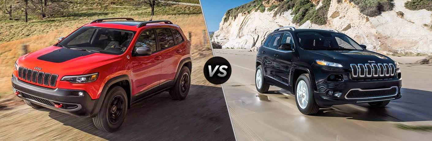 99 Gallery of Difference Between 2018 And 2019 Jeep Cherokee Release Date Pictures for Difference Between 2018 And 2019 Jeep Cherokee Release Date