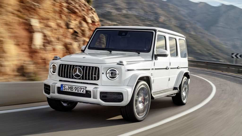 99 Gallery of Jeep Mercedes Benz 2019 Redesign And Concept Specs and Review by Jeep Mercedes Benz 2019 Redesign And Concept