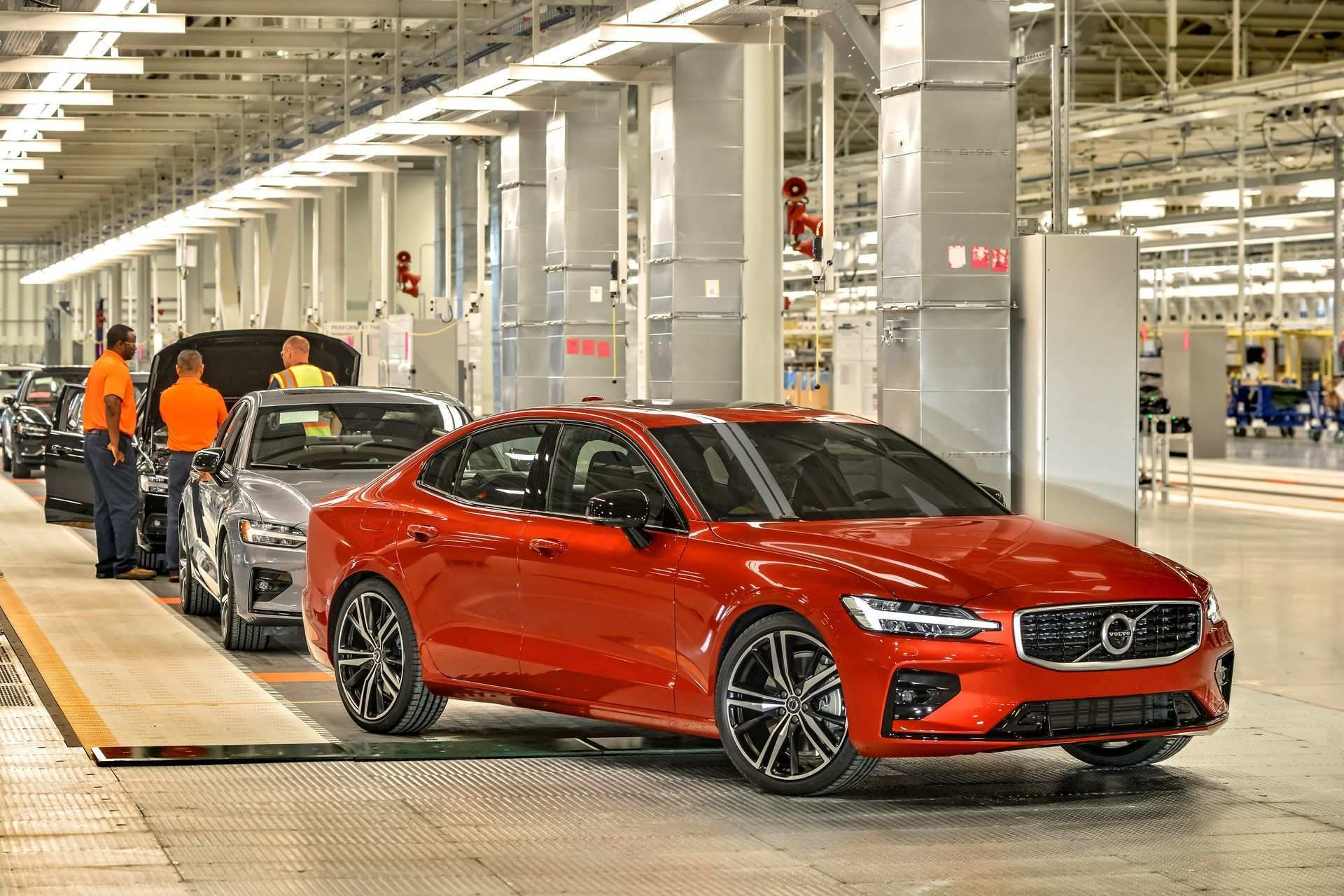 99 Gallery of New Review Of 2019 Volvo S60 Spesification Release with New Review Of 2019 Volvo S60 Spesification