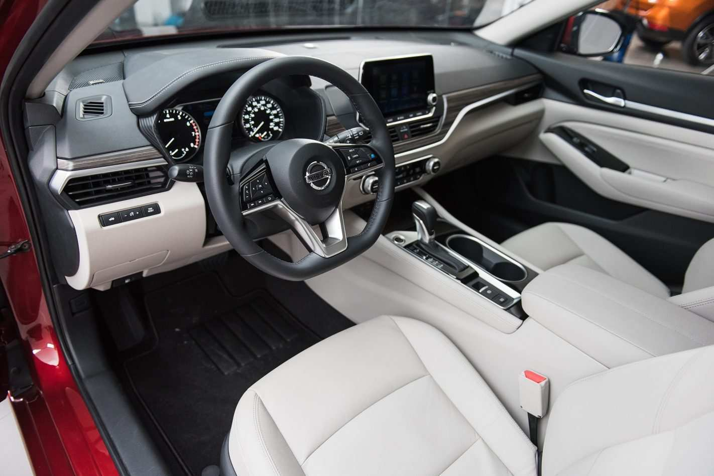 99 Gallery of The 2019 Nissan Altima Interior Redesign And Concept Reviews with The 2019 Nissan Altima Interior Redesign And Concept