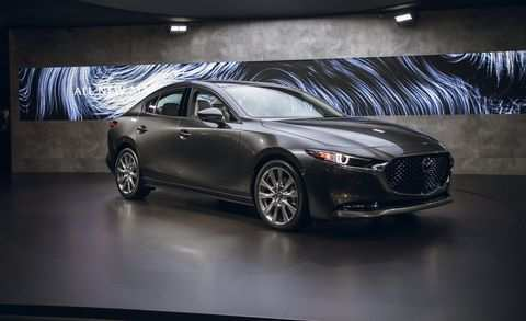 99 Gallery of The Mazda 3 2019 Debut Exterior Speed Test by The Mazda 3 2019 Debut Exterior