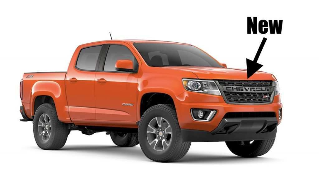 99 Great 2019 Chevrolet Colorado Update Price And Review Wallpaper with 2019 Chevrolet Colorado Update Price And Review