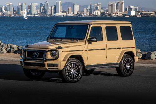 99 Great Mercedes G 2019 For Sale Spesification History for Mercedes G 2019 For Sale Spesification