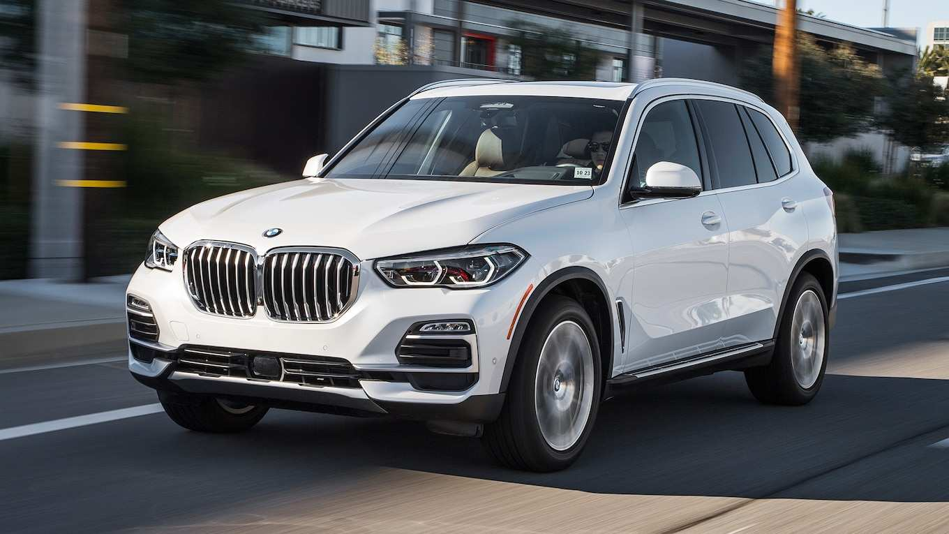 99 Great Review Of 2019 Bmw X5 Performance History with Review Of 2019 Bmw X5 Performance