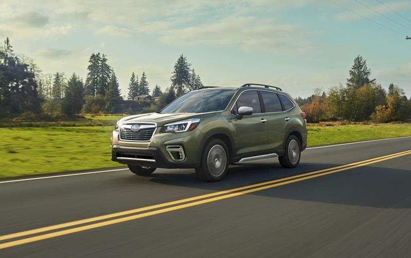99 Great The 2019 Subaru Forester Vs Jeep Cherokee Review Pictures with The 2019 Subaru Forester Vs Jeep Cherokee Review