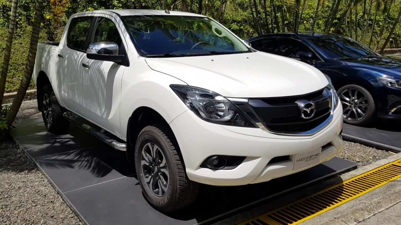 99 New Mazda Bt 50 Pro 2019 Review Review for Mazda Bt 50 Pro 2019 Review