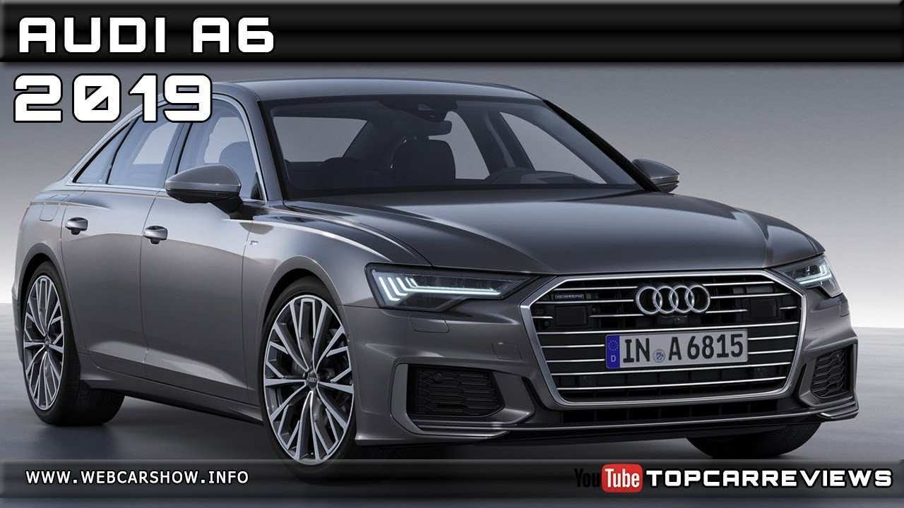 99 New The Audi A6 2019 Launch Date Review Research New with The Audi A6 2019 Launch Date Review