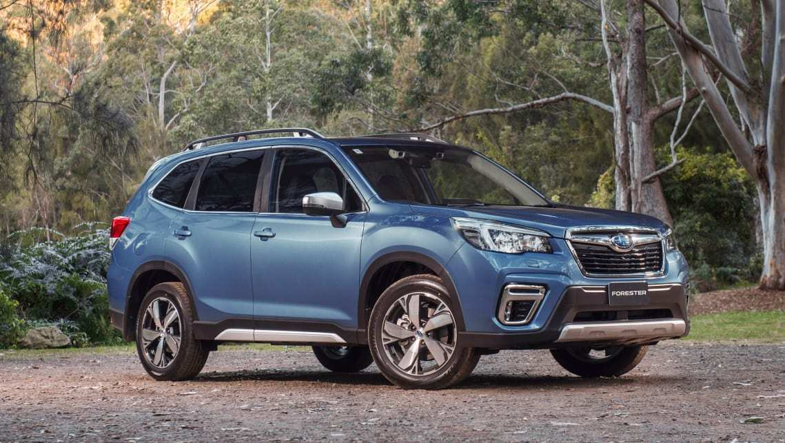 99 New The Subaru 2019 Forester Specs Interior Pricing by The Subaru 2019 Forester Specs Interior
