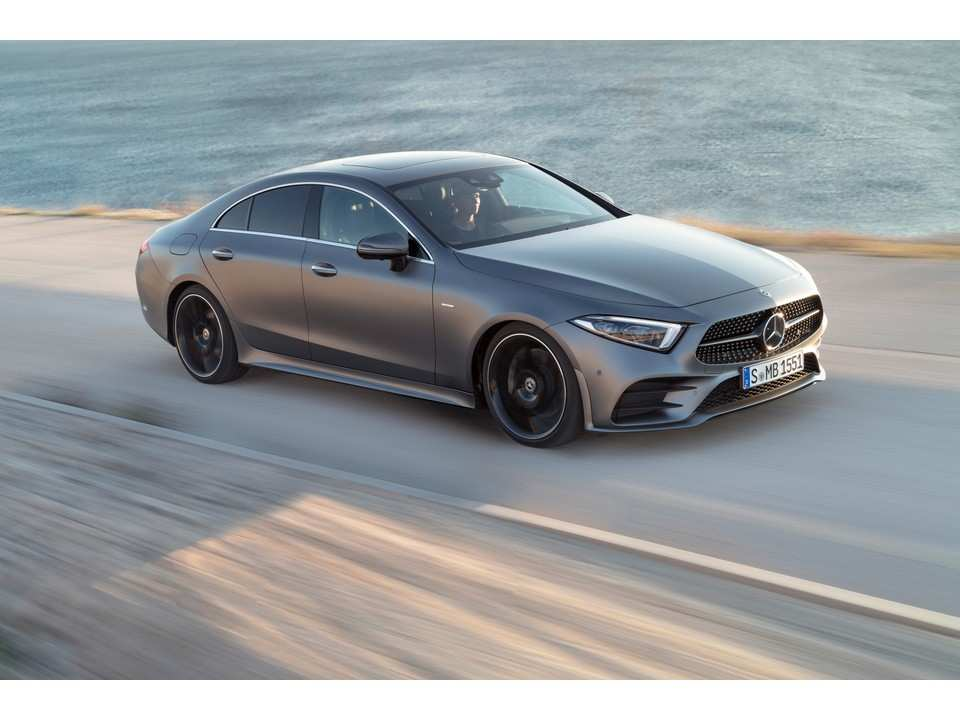 99 The Mercedes 2019 Cls Rumors with Mercedes 2019 Cls