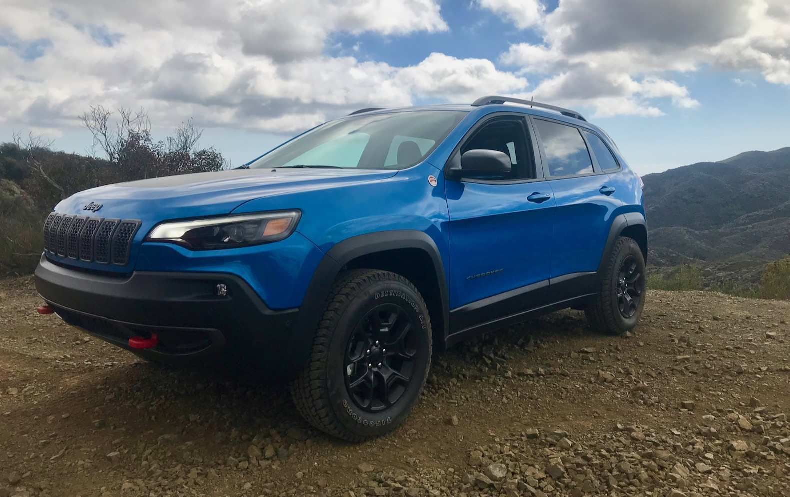 99 The New Blue Jeep 2019 Review Spy Shoot for New Blue Jeep 2019 Review