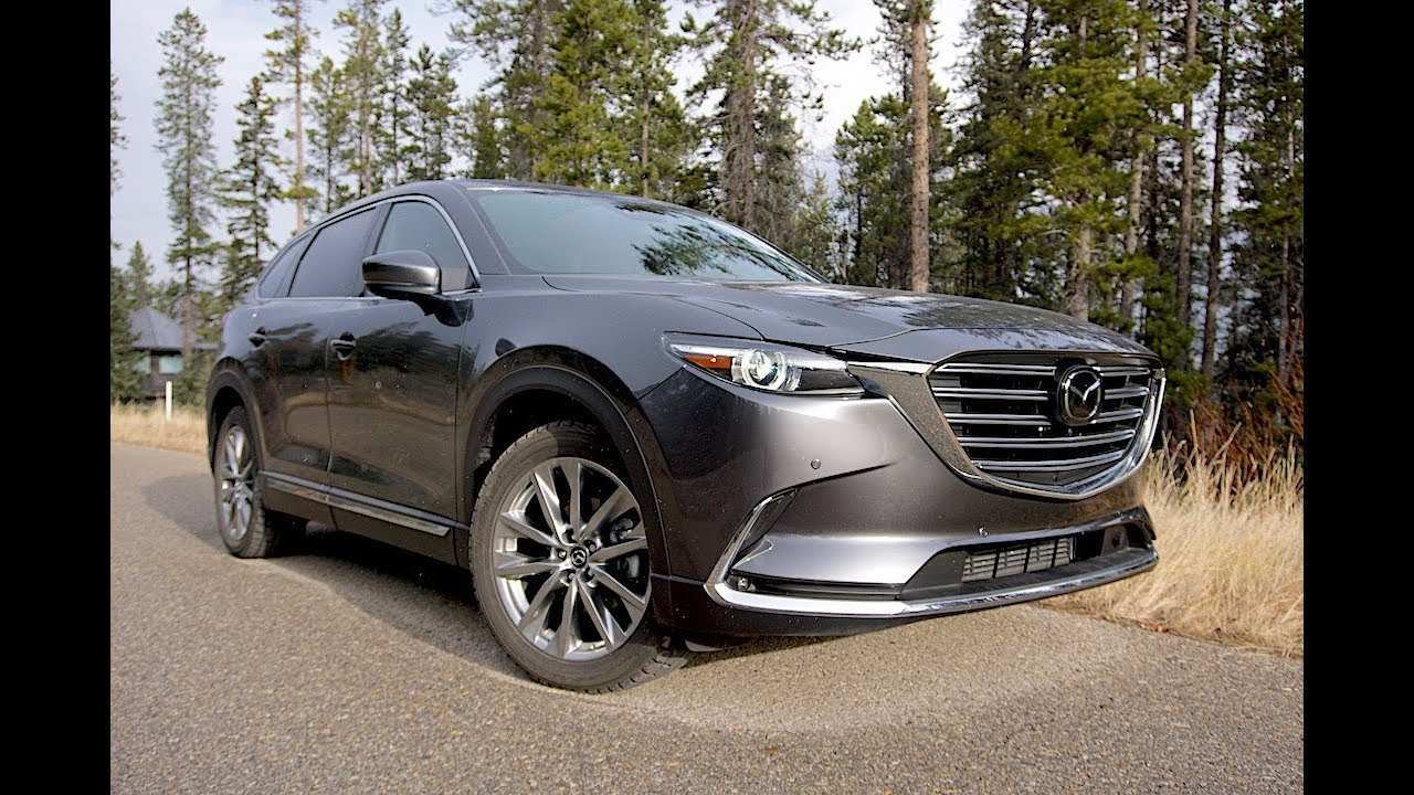 99 The The Mazda X9 2019 Release Specs And Review Pictures by The Mazda X9 2019 Release Specs And Review