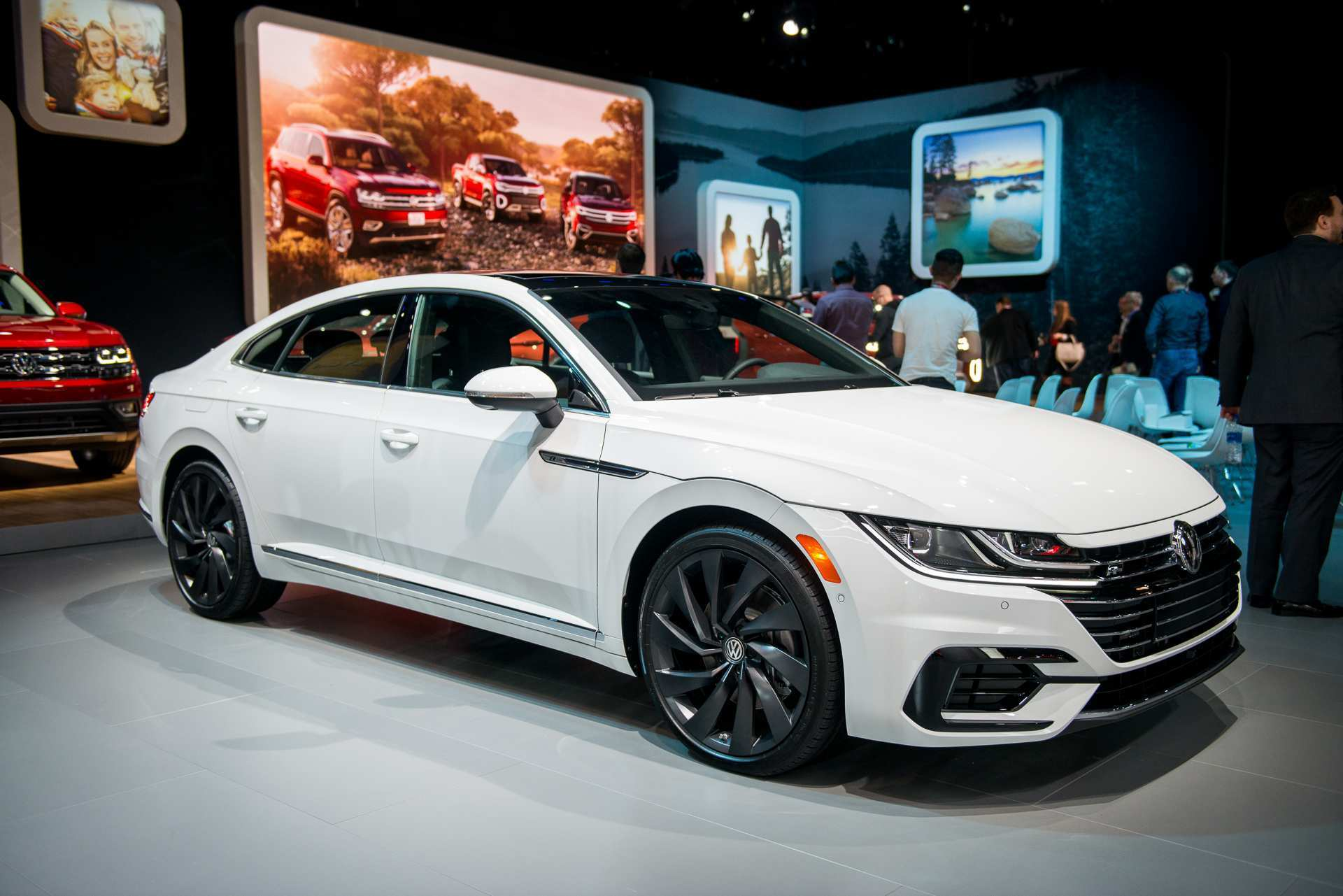 99 The Volkswagen R Line 2019 Redesign And Concept Wallpaper for Volkswagen R Line 2019 Redesign And Concept