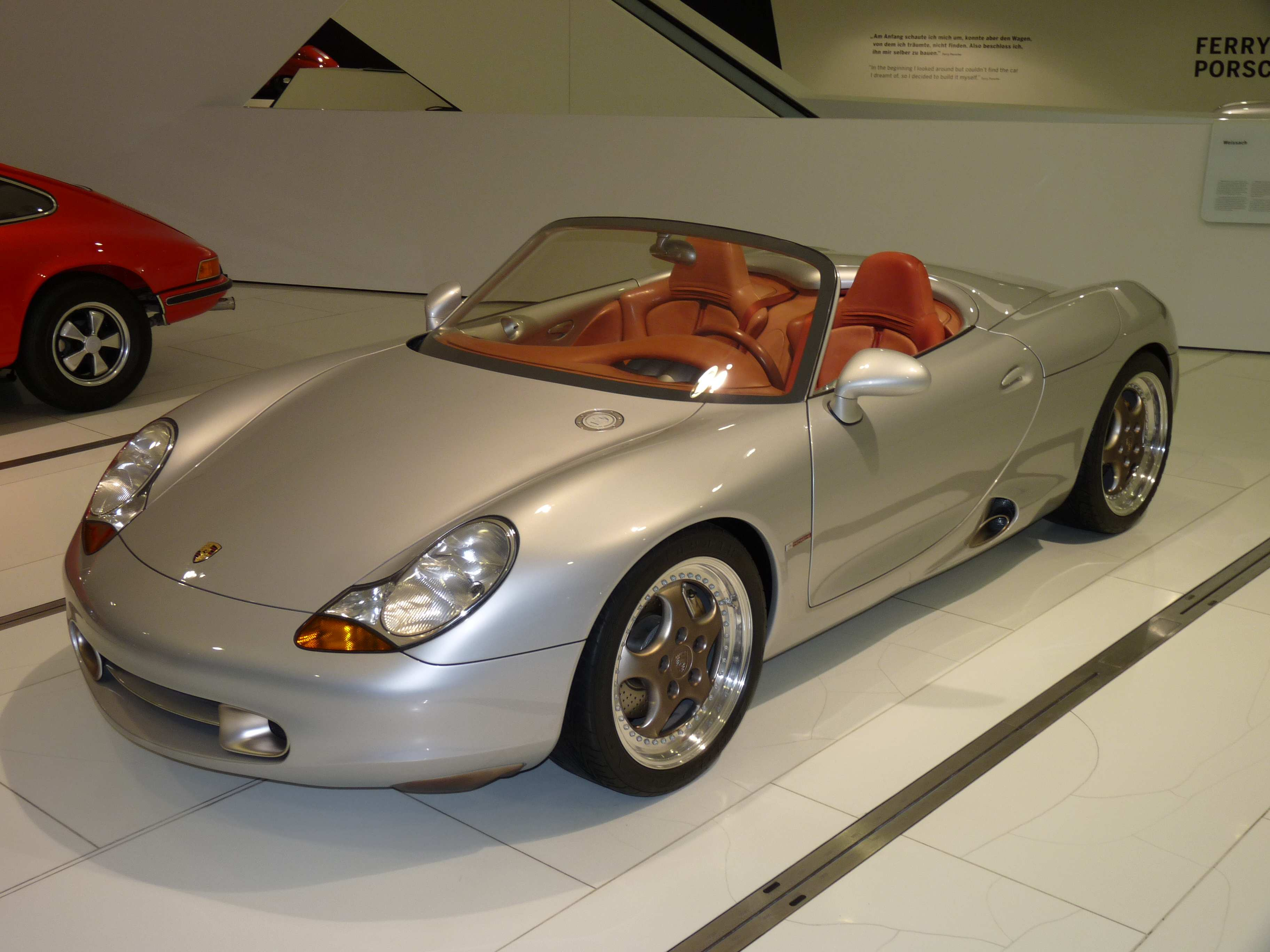 11 The Porsche Boxster Concept New Review by Porsche Boxster Concept