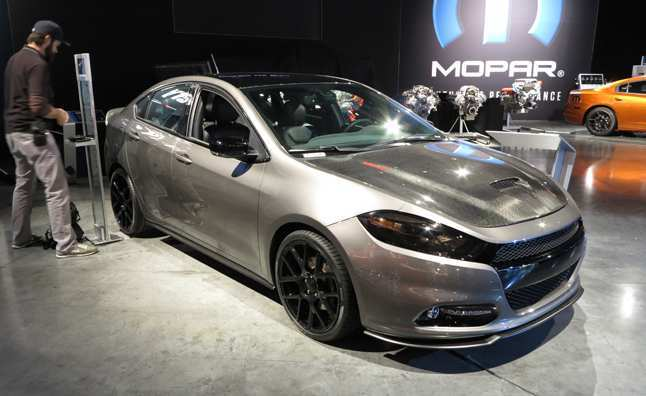 12 Concept of Dodge Dart Concept Model with Dodge Dart Concept