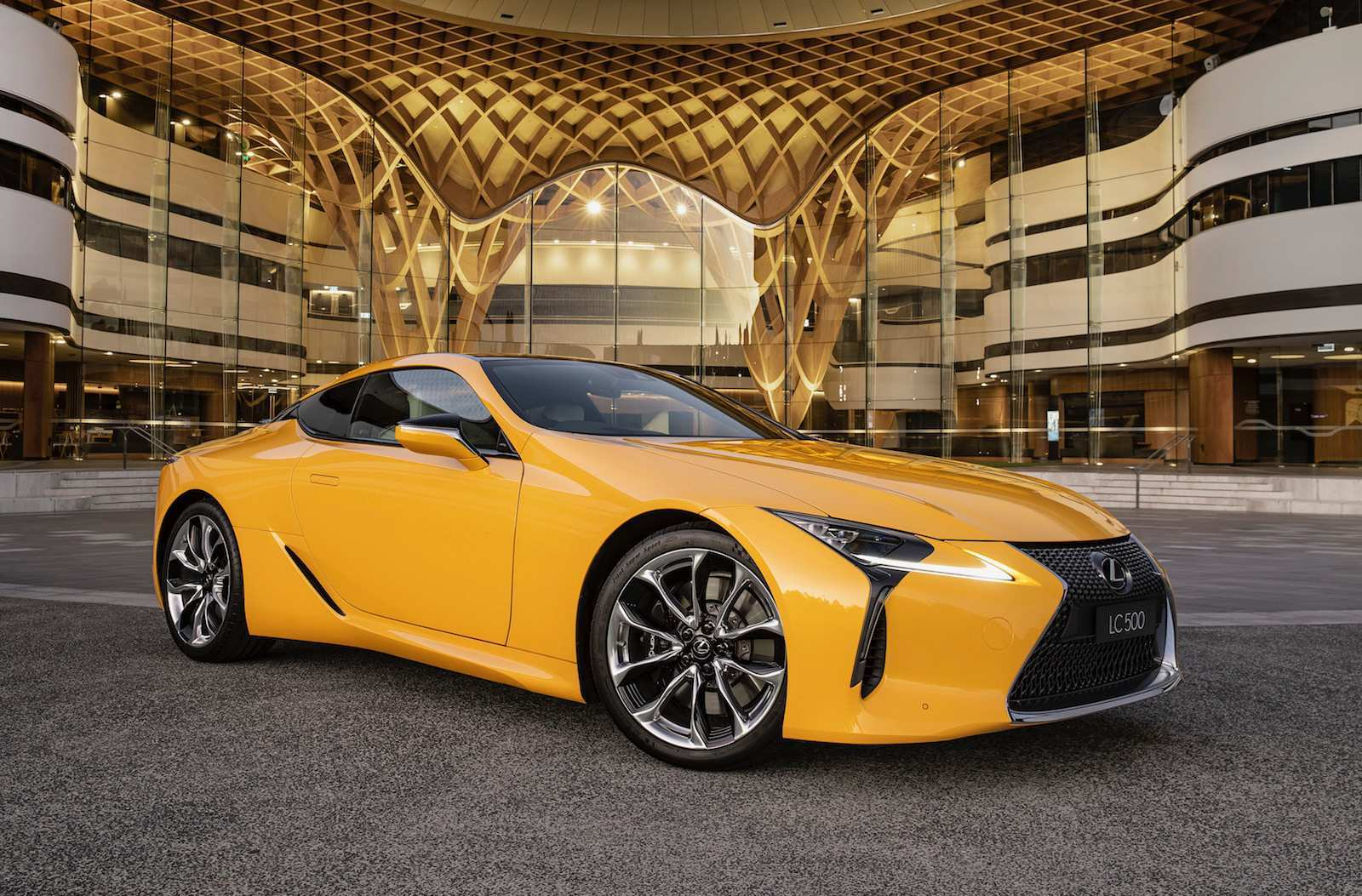 12 Great 2019 Lexus Lf Lc Overview for 2019 Lexus Lf Lc