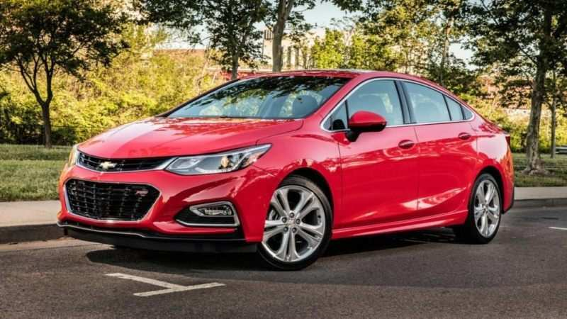 12 The 2020 Chevrolet Cruze Redesign for 2020 Chevrolet Cruze