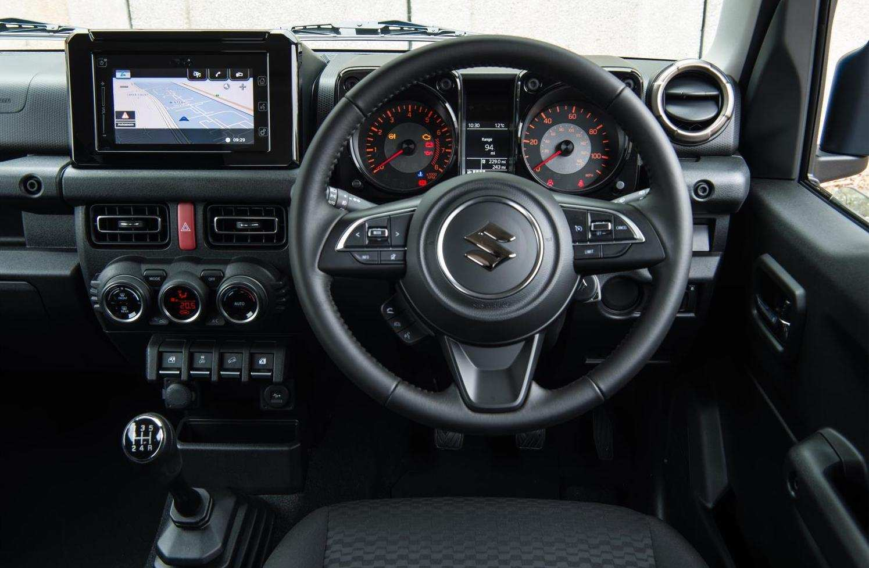 13 Great Suzuki Jimny Interior Redesign for Suzuki Jimny Interior