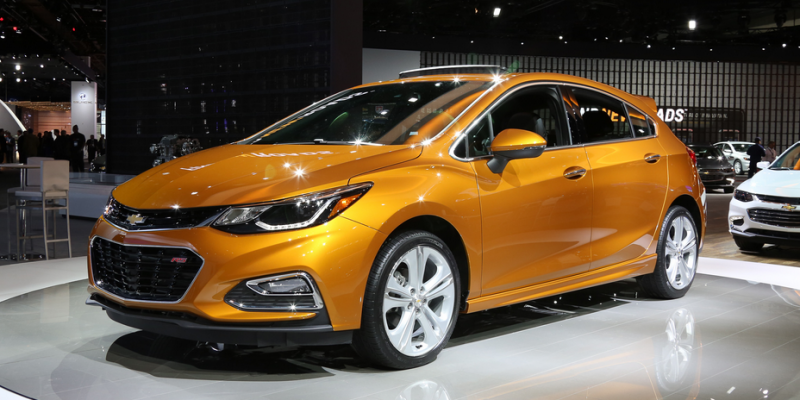 14 Best Review 2020 Chevrolet Cruze Picture with 2020 Chevrolet Cruze