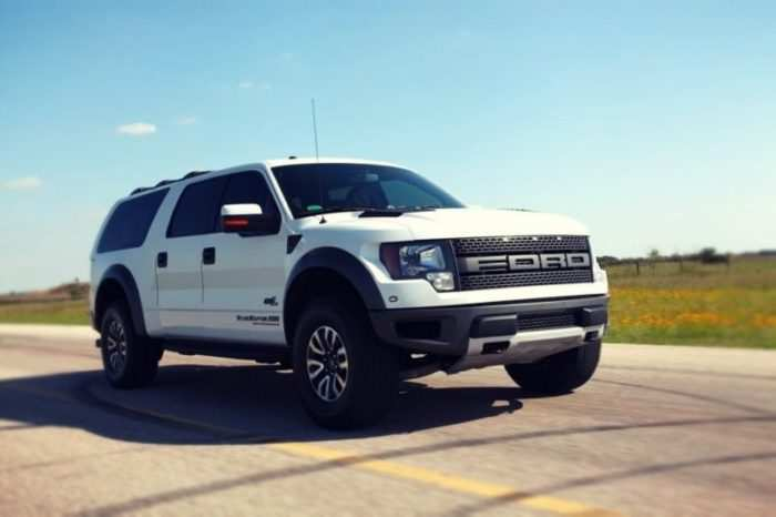 14 Gallery of New Ford Excursion 2019 Style with New Ford Excursion 2019