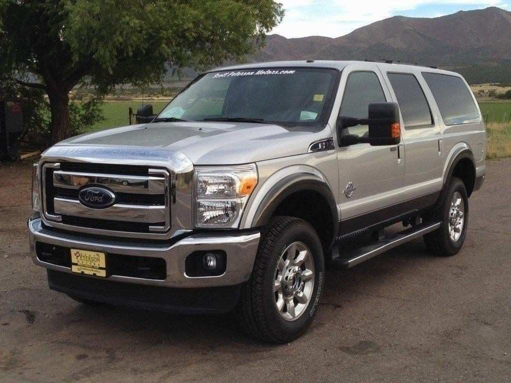 14 The New Ford Excursion 2019 Redesign and Concept by New Ford Excursion 2019