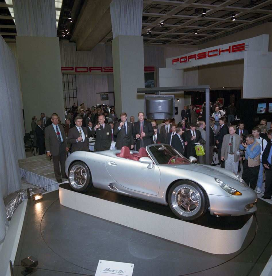 14 The Porsche Boxster Concept Overview for Porsche Boxster Concept