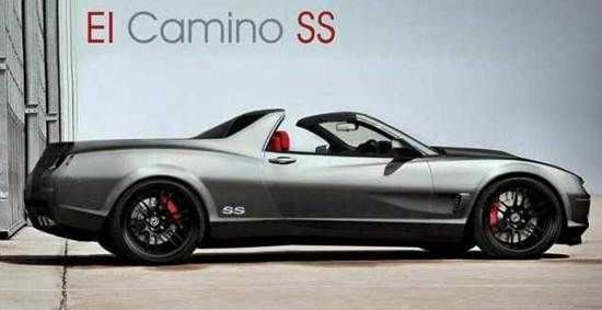 15 All New Pictures Of The New Chevy El Camino Performance and New Engine with Pictures Of The New Chevy El Camino