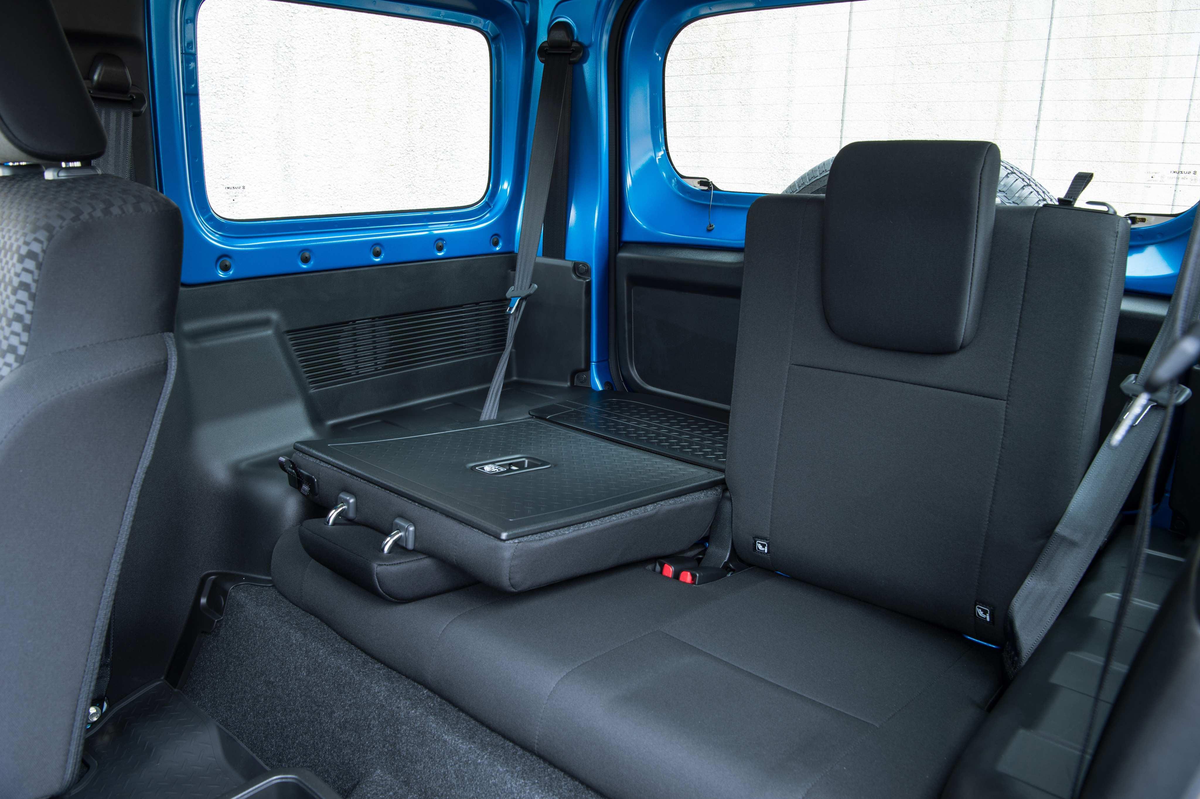 15 The Suzuki Jimny Interior First Drive with Suzuki Jimny Interior
