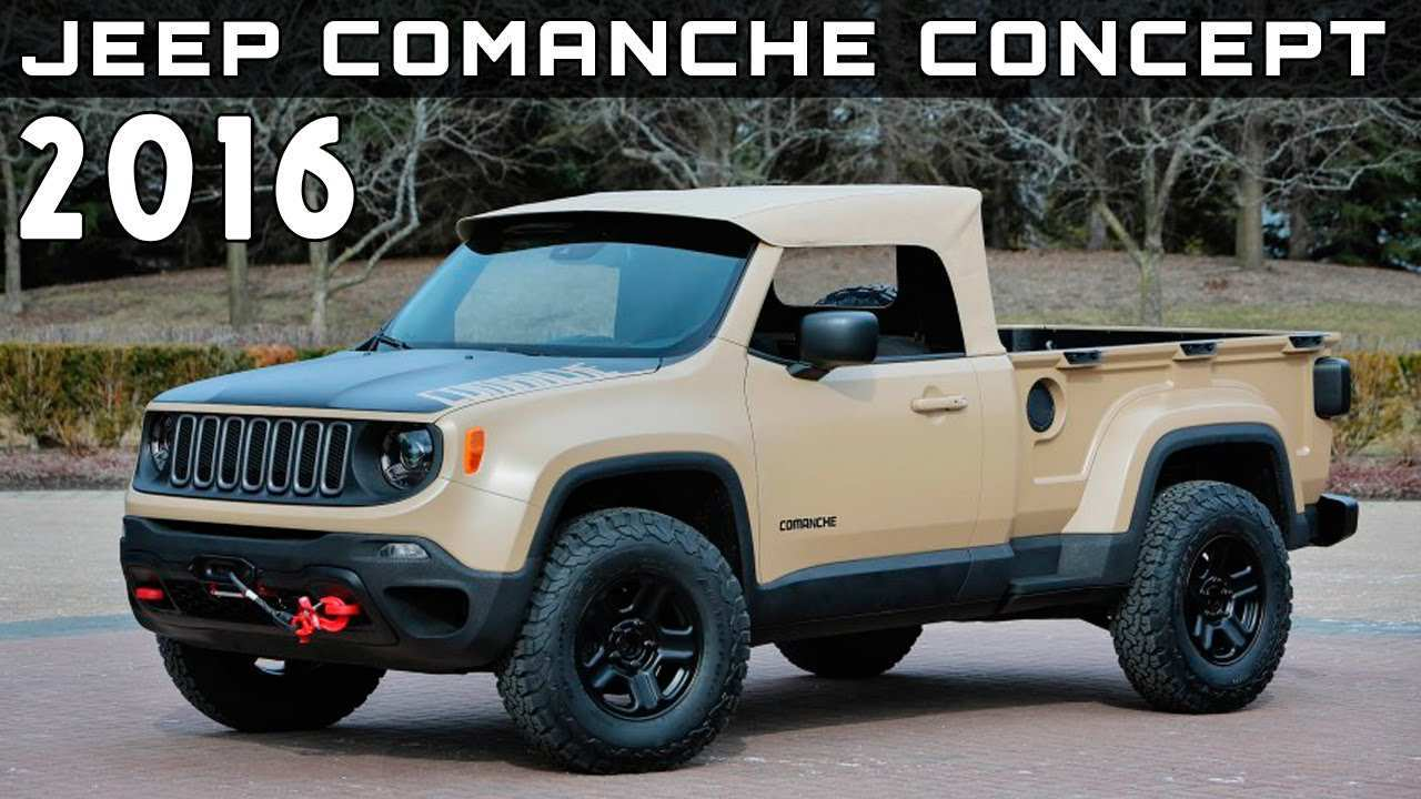 16 All New Jeep Comanche Release Date Prices by Jeep Comanche Release Date