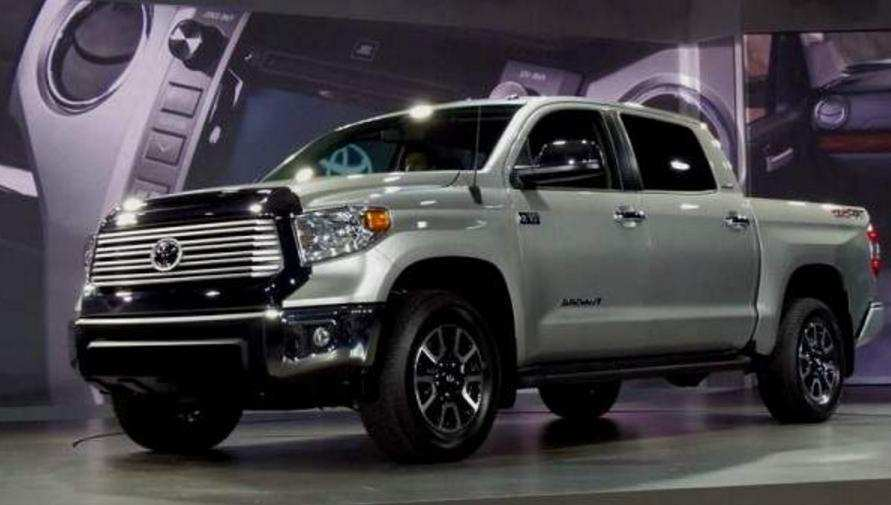 16 The 2020 Toyota Tundra Concept Rumors by 2020 Toyota Tundra Concept