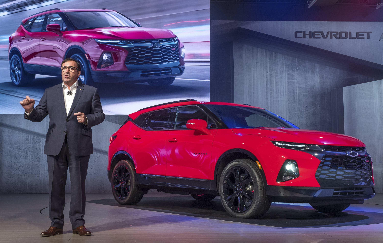 17 All New 2019 Chevy Trailblazer Ss Redesign for 2019 Chevy Trailblazer Ss