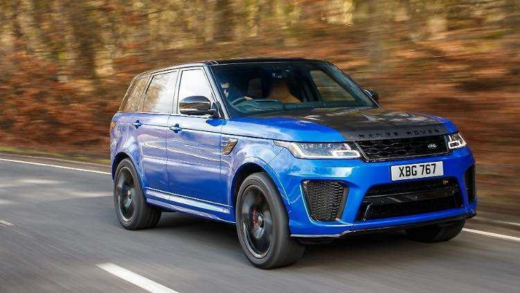 17 Gallery of Range Rover Sport Pictures History with Range Rover Sport Pictures