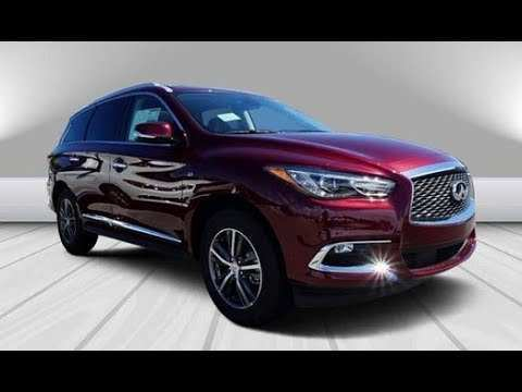 17 New 2020 Qx60 Style with 2020 Qx60