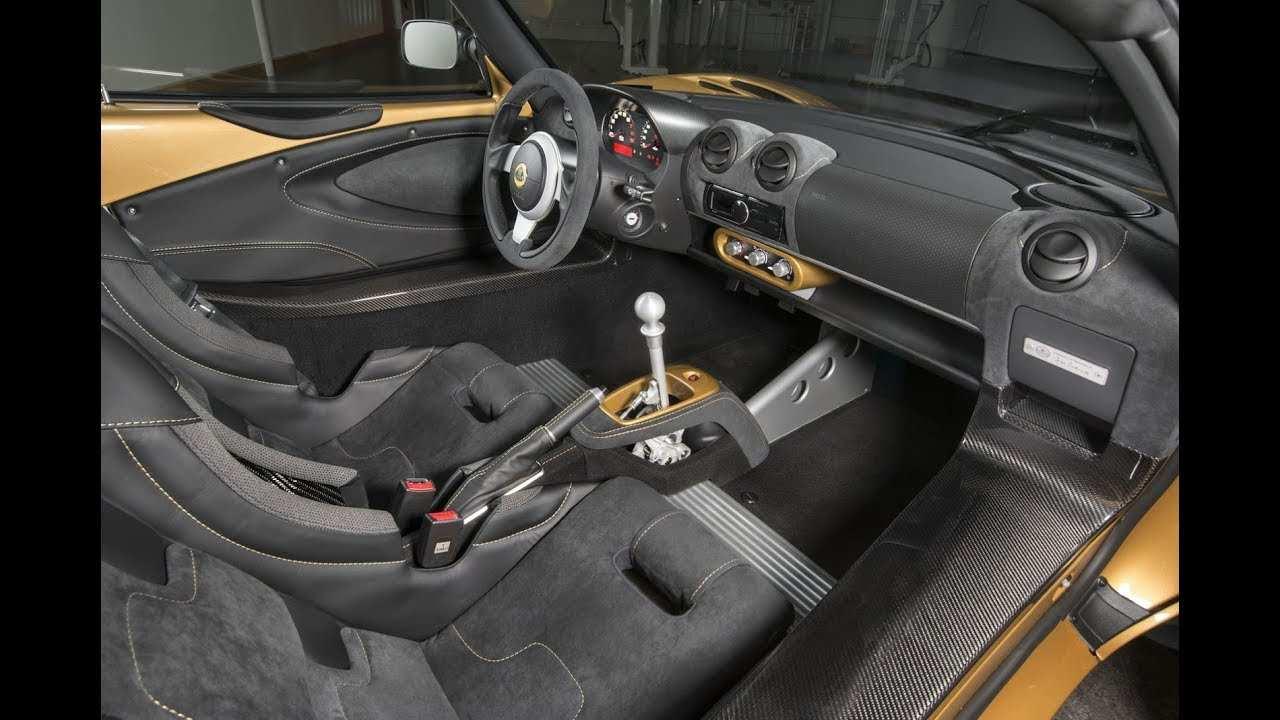 18 Concept of Lotus Evora Interior Spesification with Lotus Evora Interior