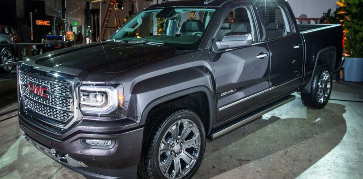 18 Gallery of 2020 Gmc Sierra Concept Model with 2020 Gmc Sierra Concept