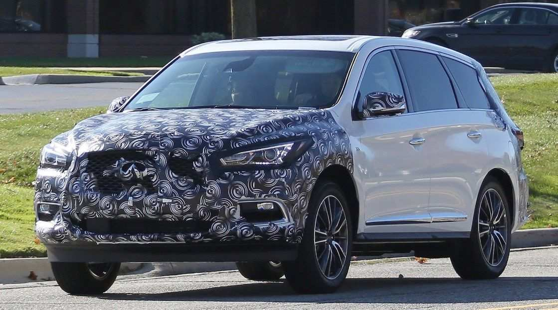 18 Gallery of 2020 Qx60 Overview for 2020 Qx60