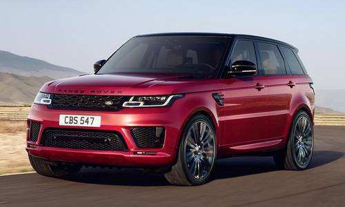 18 Great Range Rover Sport Pictures Picture for Range Rover Sport Pictures