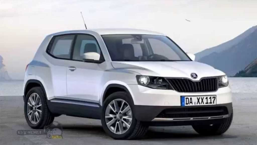 18 New 2019 Skoda Snowman Specs and Review with 2019 Skoda Snowman